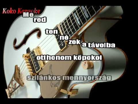 Kokó -Most múlik pontosan (Karaoke gitáron).avi