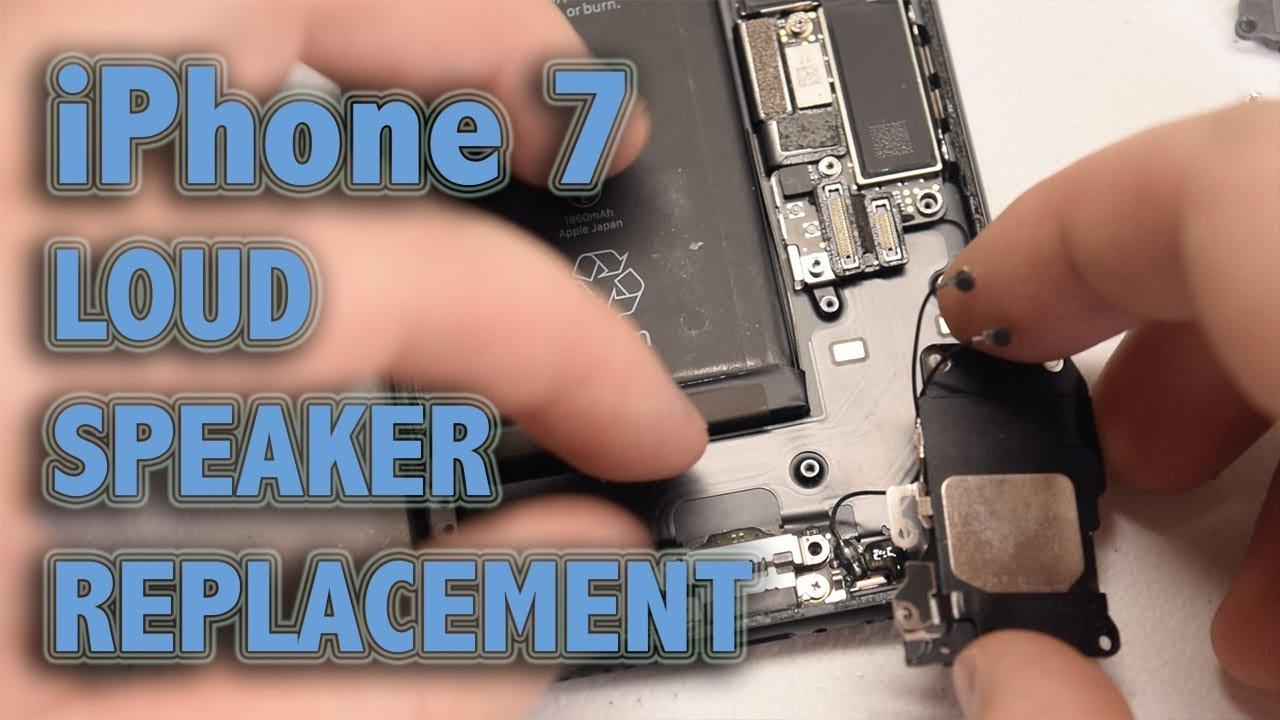 iPhone 9 Loud Speaker Replacement