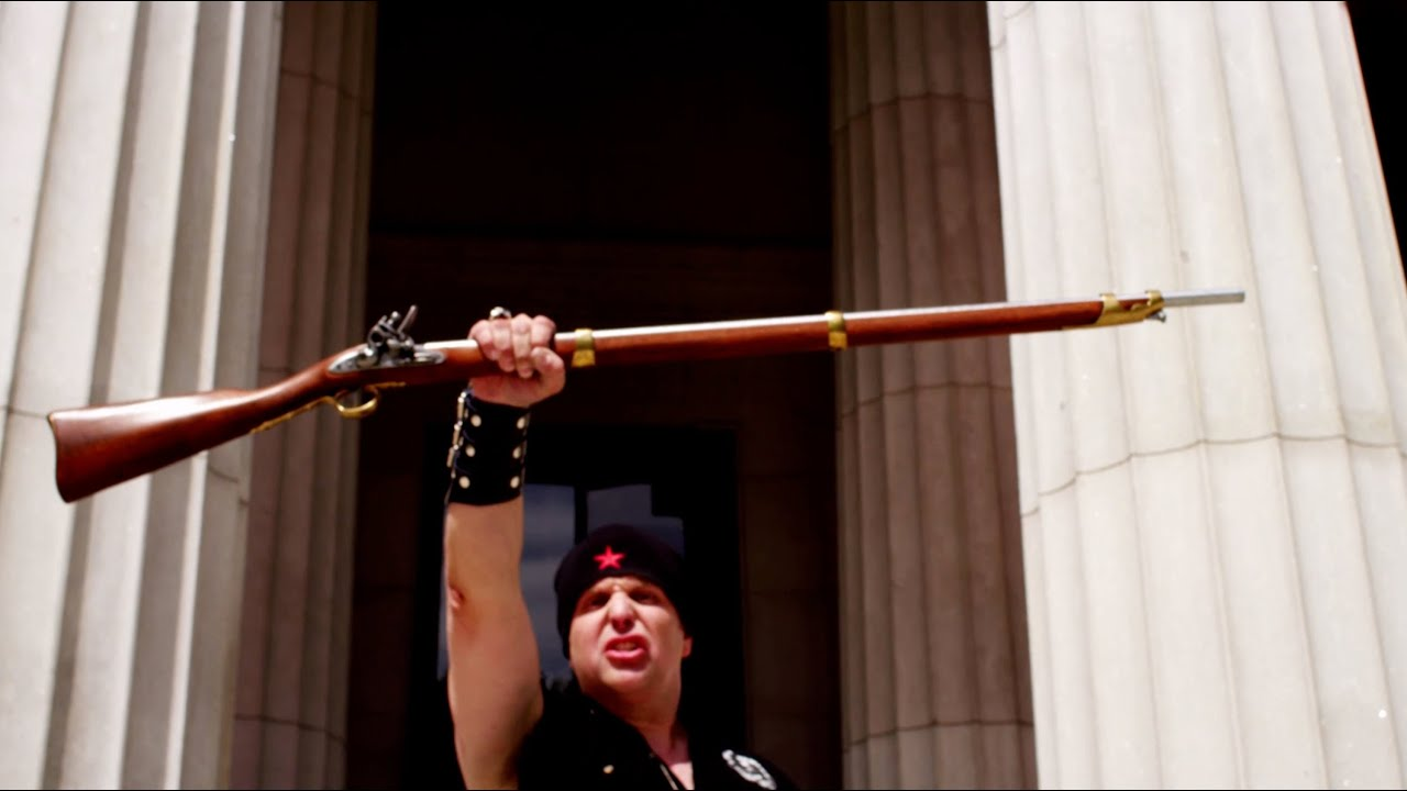 """COLDSTEEL """"AMERICA IDLE"""" - OFFICIAL MUSIC VIDEO"""