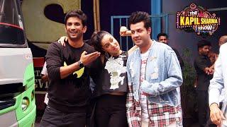 Chhichhore Star Cast Spotted At The Kapil Sharma Show   Shraddha, Sushant Singh Rajput, Varun Sharma