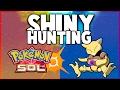SHINY HUNTING (BUSCANDO AL SHINY) | Abra | Pokemon Sol y Luna