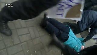 Масові затриманні в Білорусі  День Волі 25 березня