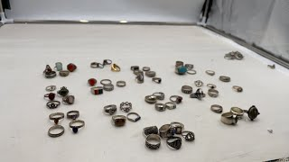 GOLD SILVER \u0026 GEMS Friday live auction 3 pm PST ~I BOUGHT AN ABANDONED STORAGE UNIT AND FOUND THIS
