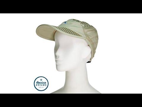 4090ae17cf1b0 Alchemi Labs Unisex Sun Cap with Radiant Barrier Technol... - YouTube