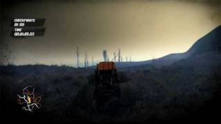 FUEL   PC Gameplay   Monster Truck Race #2 [HD 720p]