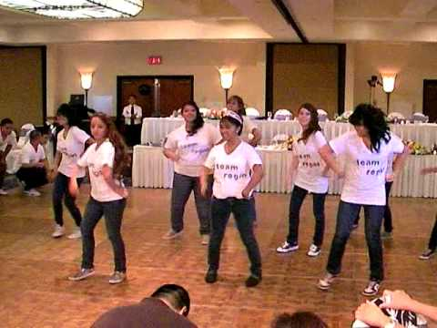 Regan's Debut -  Cotillion Hip Hop Dance
