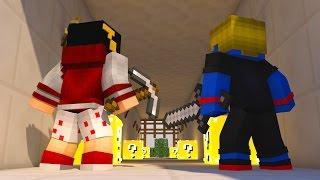 Minecraft: CORRIDA NO TUNEL! ‹GINCANA DA SORTE›