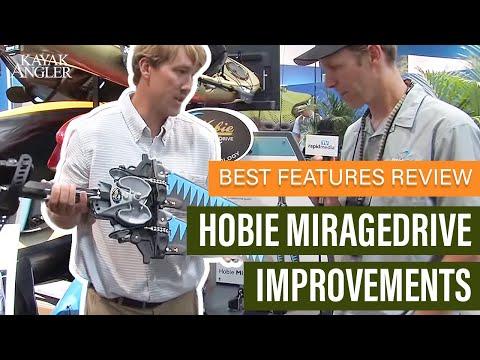 Hobie Imrpoves MirageDrive