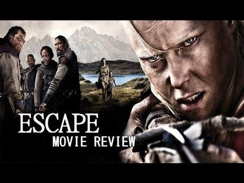 ESCAPE  2012 Ingrid Bolsø Berdal  aka FLUKT tasy Movie