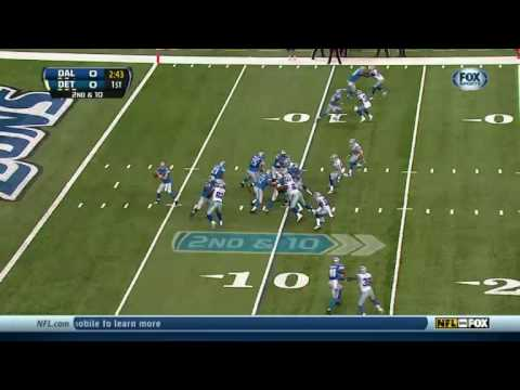 Calvin Johnson Goes Crazy Against Cowboys