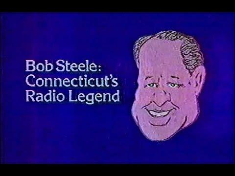 Bob Steele: Connecticut's Radio Legend | 1986 | CPTV | WTIC | Joseph Steinberg