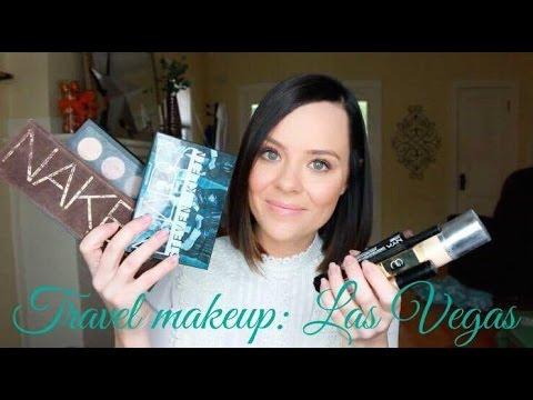 Travel Makeup Bag: Las Vegas!   Jordan Elizabeth