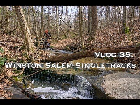 Vlog 35: Winston Salem Singletracks