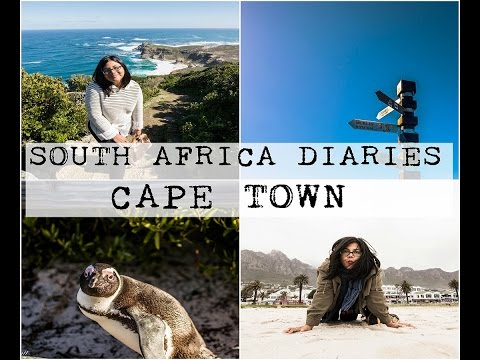 South Africa Diaries [VLOG] - Part I - Cape Town