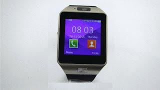 MEMTEQ DZ09 Smartwatch
