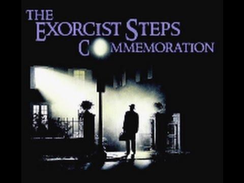 The Exorcist Steps Commemoration, 10/30/15