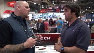 Polymer-Jacketed Core Syntech Ammo: USPSA Ace Card — SHOT Show 2018