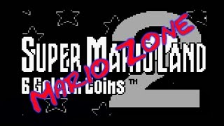 Mario land 2 - Mario Zone - GB