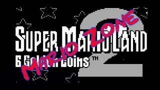 Mario land 2 - Mario Zone - GB
