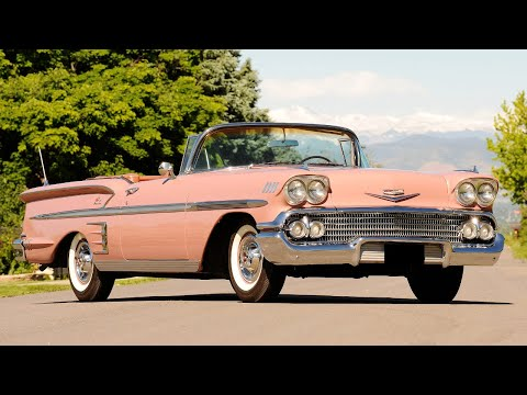 1958 Chevrolet Impala - Much More Than A Placeholder