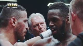 Backstage Highlights of GLORY 42 Paris in Slow Motion!