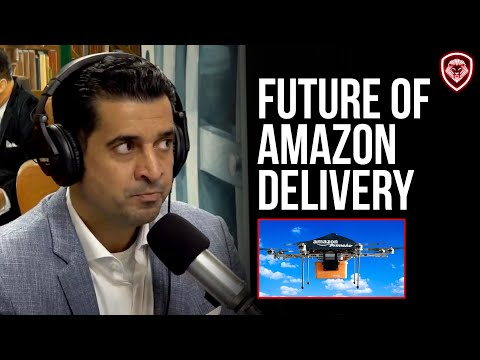 Reaction To Amazon's FAA Approval For Drone Delivery