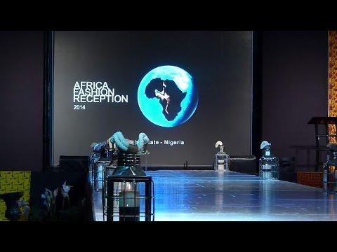 AFRICAN FASHION RECEPTION