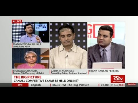 The Big Picture - Can IIT, IAS exams be held online?