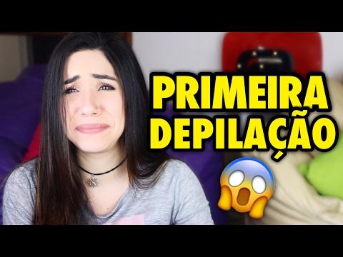 """""""O DIA QUE FIZ DEPILAÇÃO ÍNTIMA!"""""""