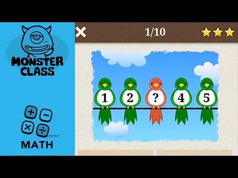 King of Math Junior - Free | Math | Monster Class
