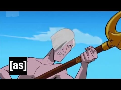 Pete White Vs Billy Quizboy The Venture Bros Adult Swim Youtube