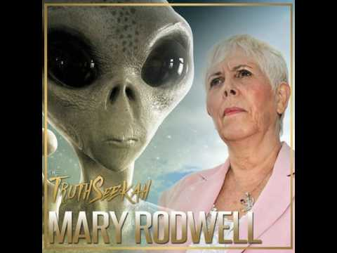 Alien Contact Linked With Psychic Abilities and Spiritual Awakening | Mary Rodwell