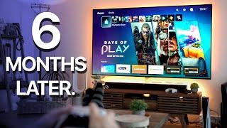 PS5 6ヶ月後のレビュー!