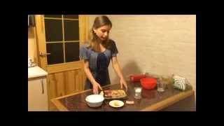 Рецепт безе  как приготовить безе просто (яйца, сахарная пудра и крахмал)