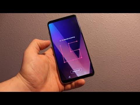 LG V30 / V30+   How to Reset forgot Password , pattern, fingerprint