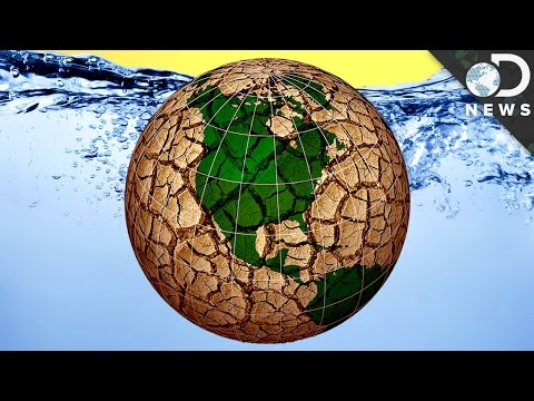 Will The World Ever Run Out Of Water?