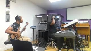 Rehearsing Tasha Cobbs This Is The Freedom