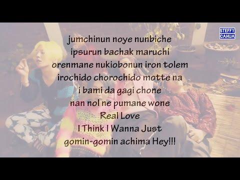 BIG BANG - FXXK IT  ► Pronunciación (Letra Fácil).(Easy Lyrics)