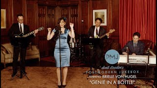 Genie in a Bottle - Christina Aguilera ('60s Style Cover) ft. Brielle Von Hugel