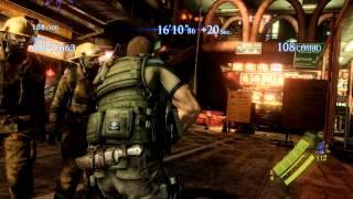 Resident Evil 6 PC - Mercenaries No Mercy Solo - Urban Chaos - Chris - 2762k