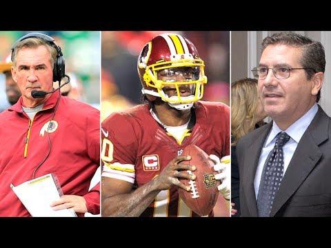 Why Washington Redskins 2013 are failing (Shanahan vs Snyder; RG3)