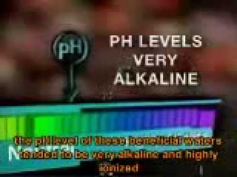 Benefits of Alkaline Ionized Water