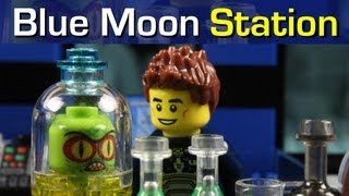 Repeat youtube video LEGO MOVIE Blue Moon Station - a LEGO stop motion by MonsieurCaron