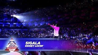 Sigala - 'Sweet Lovin' - (Live At Capital's Jingle Bell Ball 2017)