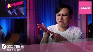 HTV2 - Hậu trường Ai cũng bật cười Mùa 2 - 2017 | Tập 10