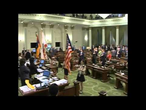 California State Assembly 4 18 2016