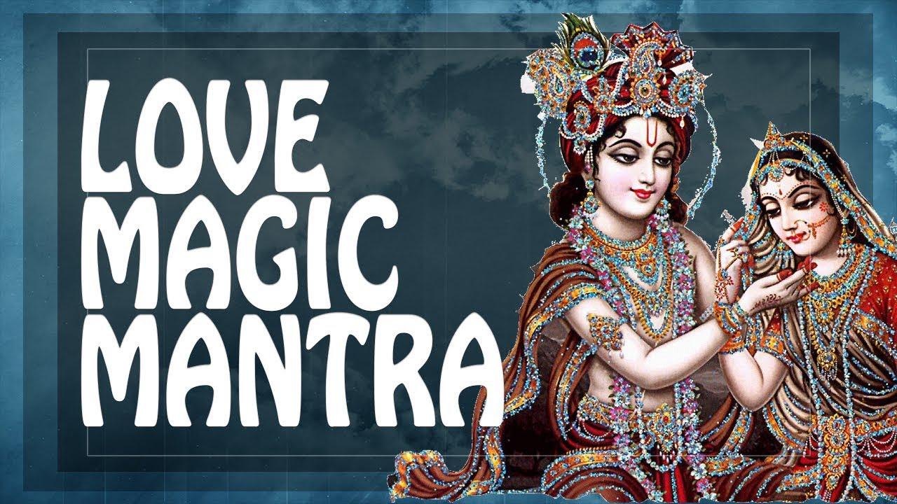 ♥ LOVE MAGIC MANTRA ♥ Find True love & passion Love Mantra ॐ Amour  meditation Love