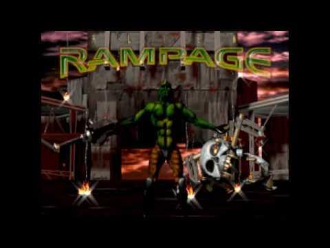 Alien Rampage Quick Gameplay Test |