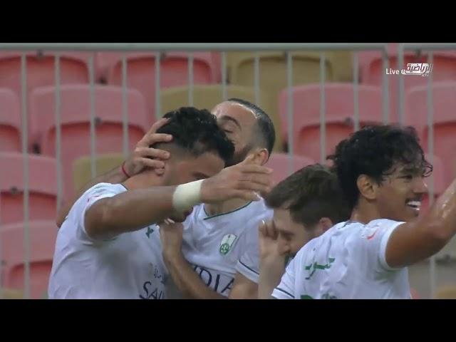 ملخص أهداف مباراة   #الاهلي 1 - 2 #النصر ضمن #نصف_نهائي_كاس_الملك 2020م
