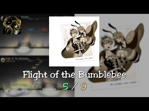 [Deemo] Flight Of The Bumblebee [All Difficulties]